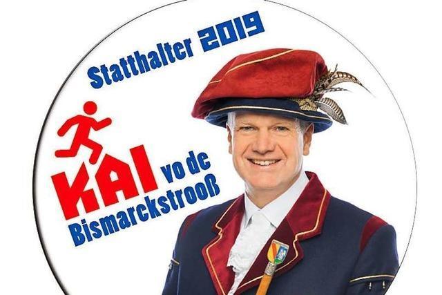 Schopfheims neuer Statthalter: Ein närrischer Marathon-Mann