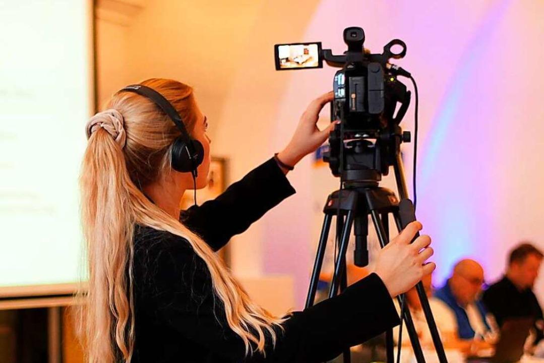 Kurzfilme drehen? Das gehört zum Praxisteil der Medienkulturwissenschaft dazu!  | Foto: pixabay/MisterBean
