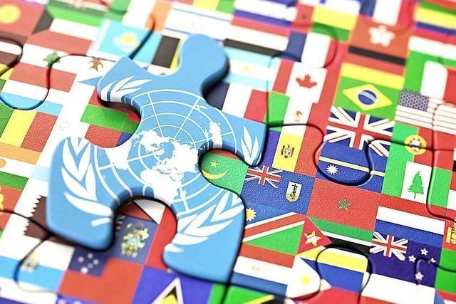 Studierende der Uni Freiburg reisen für UN-Planspiel nach New York