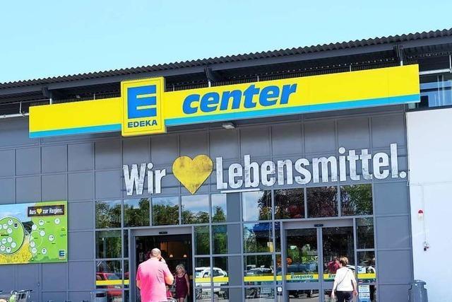 Aus dem Müllheimer E-Center wird Hieber's Frische Center