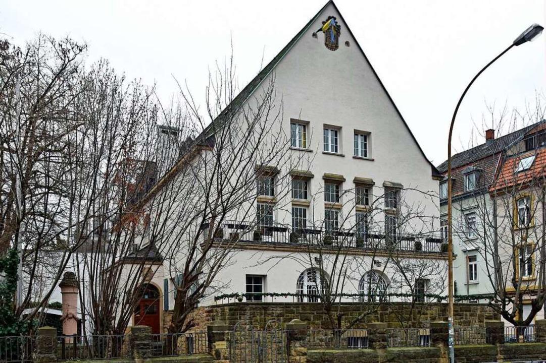 Die heutige Adresse lautet Lessingstraße 14 und liegt direkt am Zubringer Mitte.  | Foto: Michael Bamberger