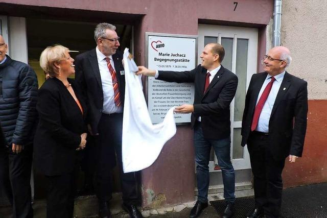 Waldkircher AWO würdigt Sozialpolitikerin Marie Juchacz