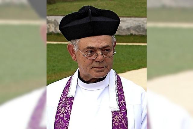 Trauer um Pfarrer Andreas Lemmens