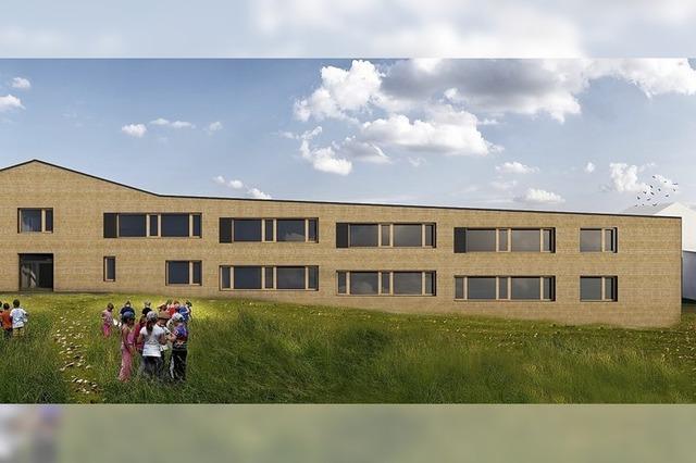 Startschuss für neue Schule