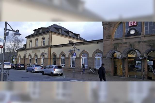 Leerstand am Hauptbahnhof