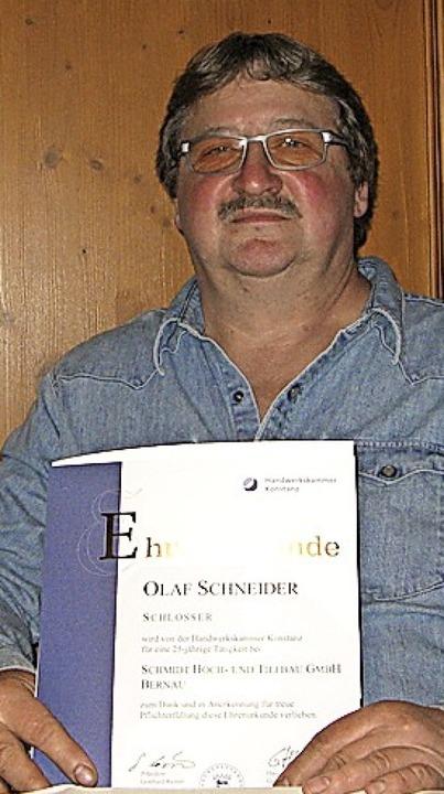Olaf Schneider  | Foto: Ulrike Spiegelhalter