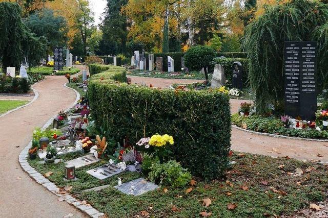 Neuer Verein will sich in Rheinfelden um die Förderung der Friedhofskultur kümmern