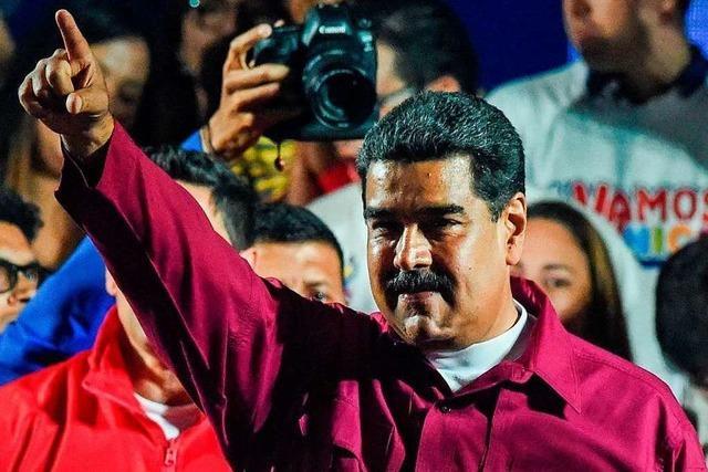 Maduro ist der letzte Sargnagel für Venezuelas Demokratie