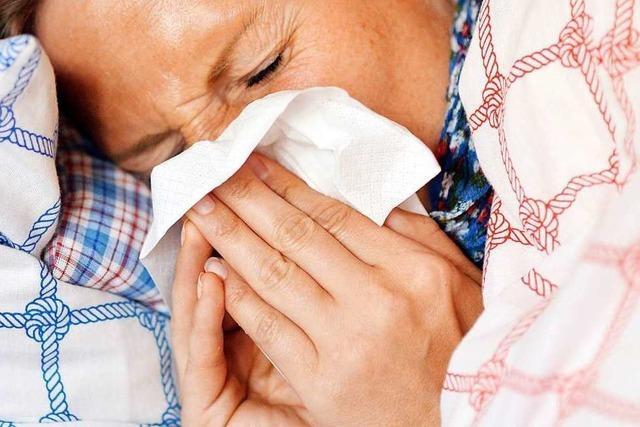 Bisher weniger Grippefälle in Baden-Württemberg als im Vorjahr