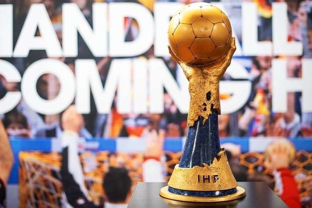 TV, Modus, Favoriten: So läuft die Handball-Weltmeisterschaft