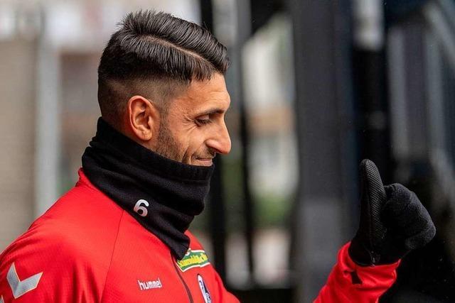 Rückkehrer Grifo über seine Ziele mit dem SC Freiburg
