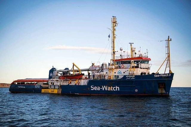 Schiffe deutscher Seenotretter dürfen nach Malta fahren