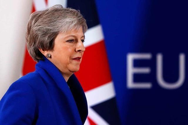 Schlappe für May: Parlament ändert Drehbuch der Brexit-Debatte
