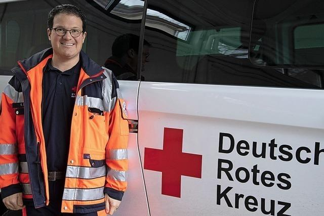 Neuer Rettungsdienstleiter