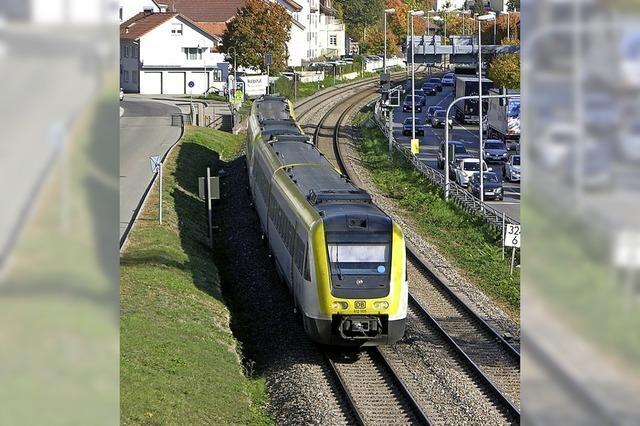 Hochrheinbahn bekommt ab 2021 Strom