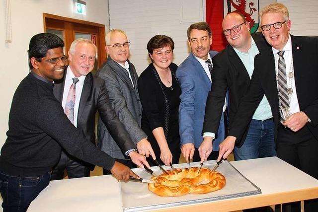 Gottenheims Bürgermeister Christian Riesterer will Kreisrat werden