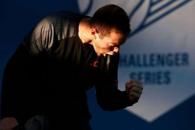 Sie nennen ihn Pitbull: Dominik Koepfer gilt als großes Tennistalent