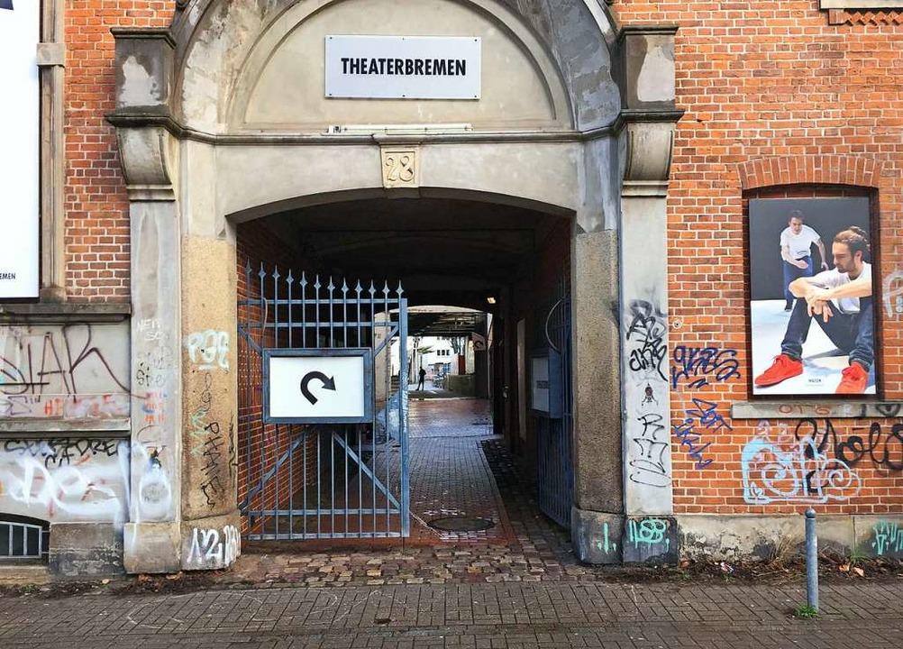 In diesem Durchgang wurde AfD-Mann Magnitz attackiert.   | Foto: dpa