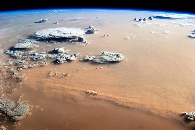 Wie entstehen Wüsten?