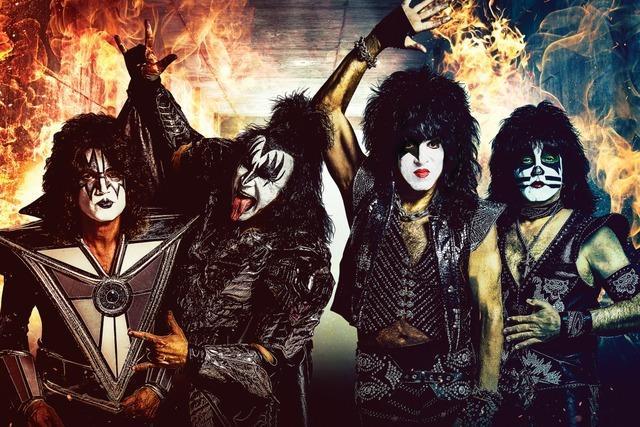 Gene Simmons über die Abschiedstournee von Kiss