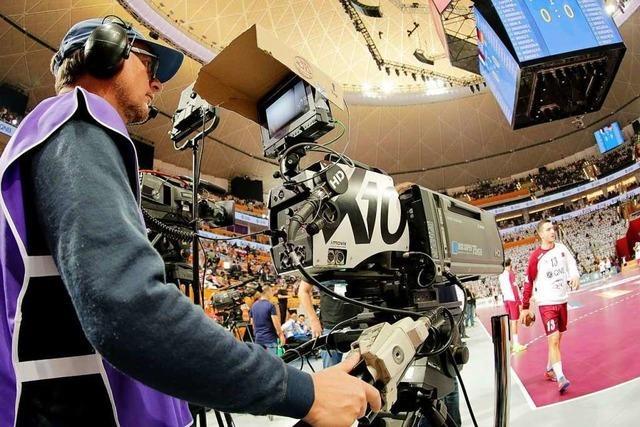 ARD und ZDF zeigen die Handball-WM live im Internet und im Fernsehen