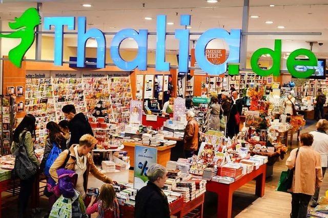 Die Buchhandelsketten Thalia und Mayersche fusionieren