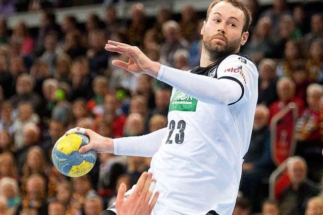 Das ist der WM-Kader der deutschen Handball-Nationalmannschaft