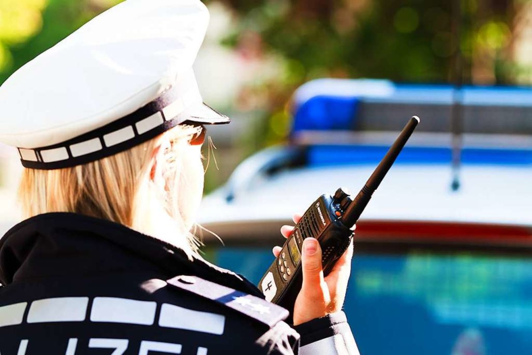 Das Kriminalkommissariat in Waldshut-T...ch den beiden Unbekannten (Sybolbild).  | Foto: Dominic Rock