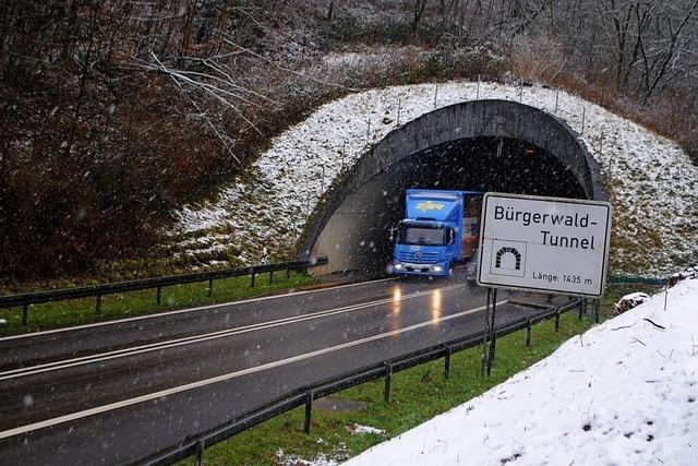 Tunnel soll sicherer werden