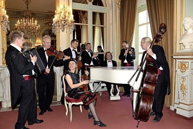 Salonorchester Baden-Baden spielt Tänze aus aller Welt