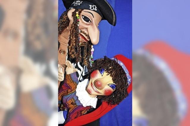 Kasper und der Pirat der sieben Meere in Bad Bellingen