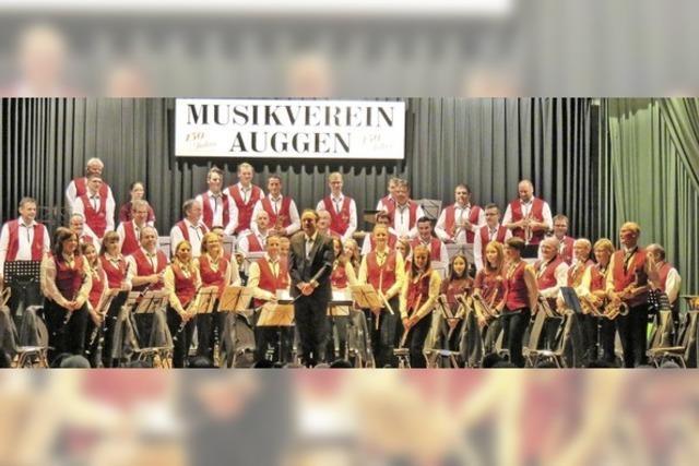 Musikverein zu Gast in Auggen