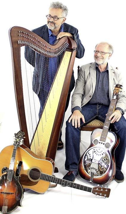 Facettenreiche Kultur gibt es in der H...Celtic Folk und Eigenkompositionen.     | Foto: Rannsaich