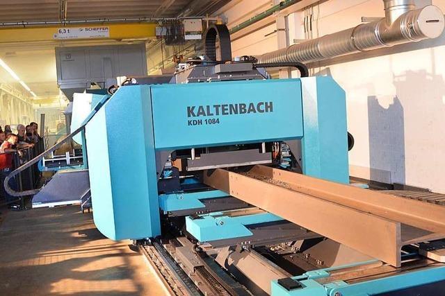 Maschinenbauer Kaltenbach hat neuen Geschäftsführer