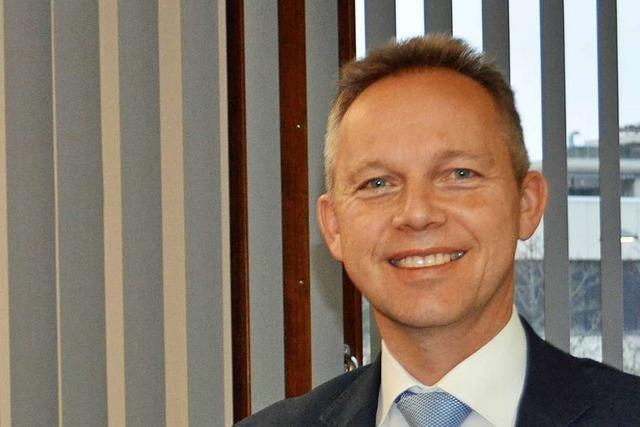 Armin Hinterseh will Bürgermeister in Titisee-Neustadt bleiben