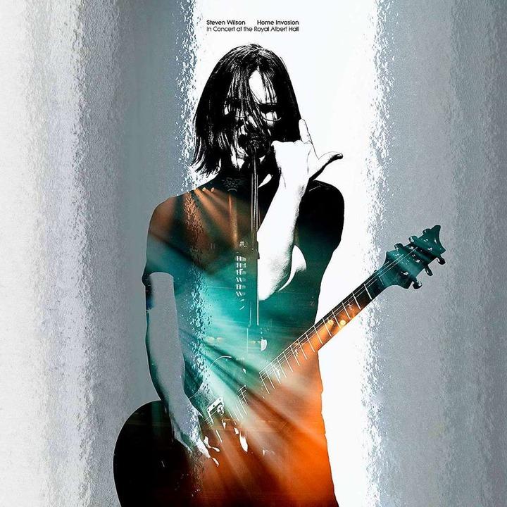 Steven Wilson: Home Invasion: Live at Royal Albert Hall (Universal Music).    Foto: Universal