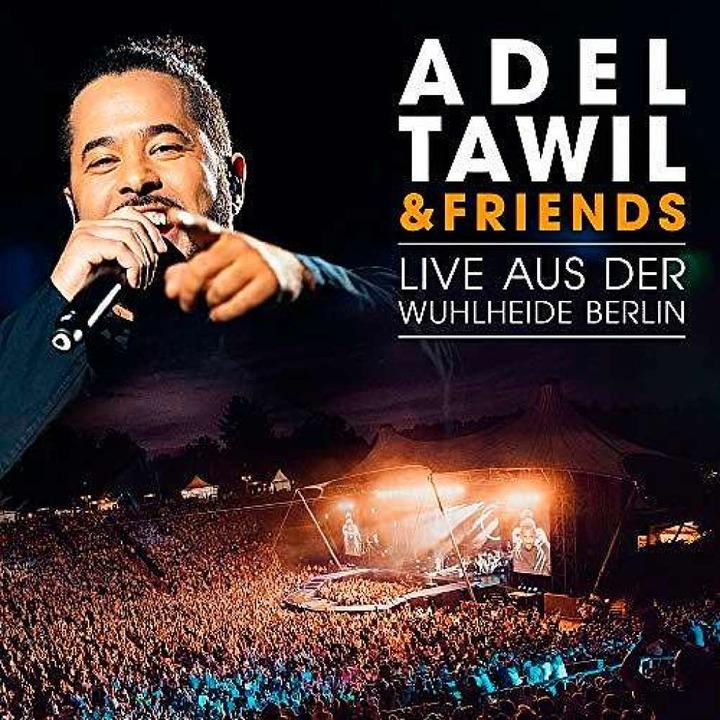 Adel Tawil & Friends: Live aus der Wuhlheide Berlin (BMG/Warner).    Foto: BMG/Warner