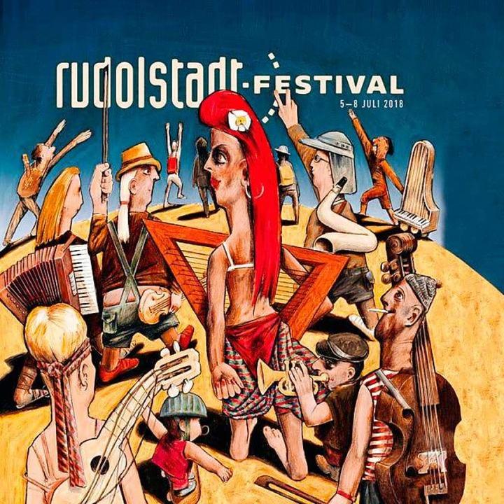Verschiedene: Rudolstadt-Festival 2018 (Heideck/Galileo).    Foto: Heideck/Galileo