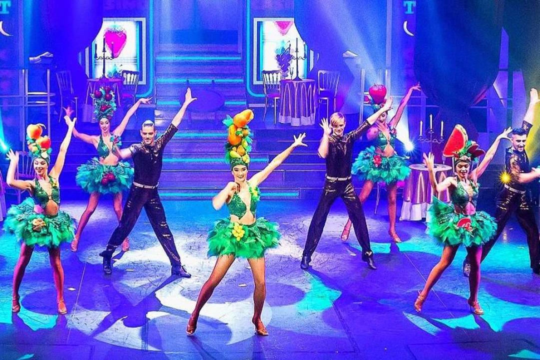 Musik, Tanz, Cabaret und Artistik  | Foto: GERALD SCHILLINGFOTODESIGN