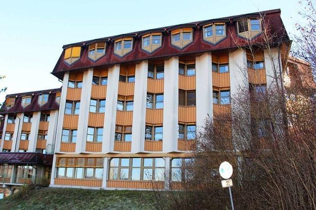 Mehrere Baustellen gleichzeitig im Markus-Pflüger-Heim