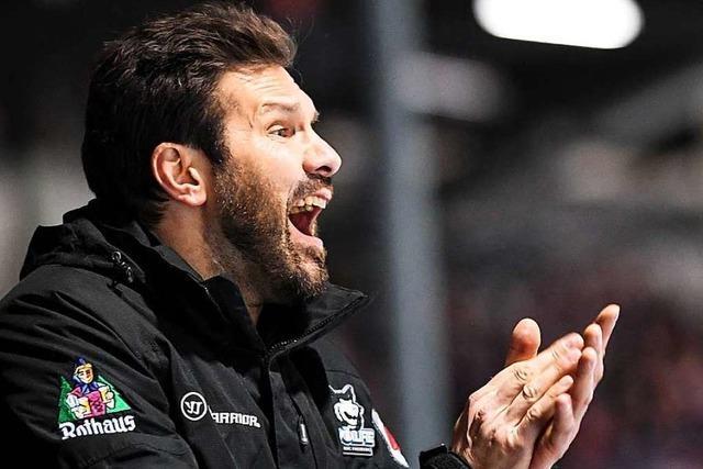 Bleibt das Trainerduo bei den Wölfen bis zum Saisonende?