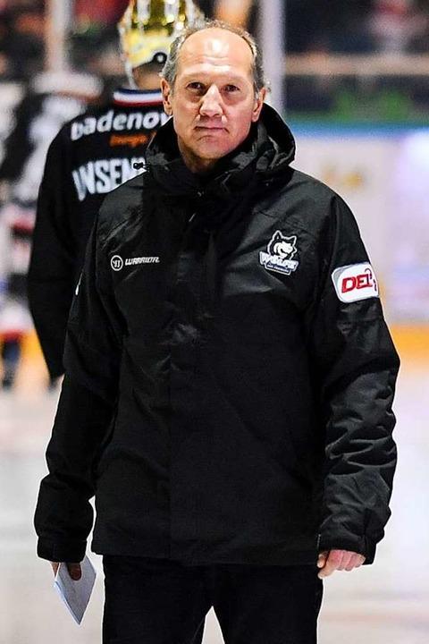 Verlässlicher Partner von Melichar und ein Eishockey-Experte: Ravil Khaidarov.  | Foto: Patrick Seeger