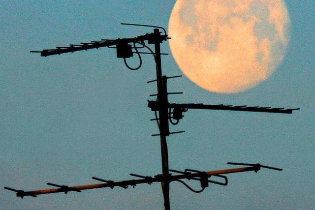 Über Antenne gibt's bald kein Schweizer Fernsehen mehr zu sehen
