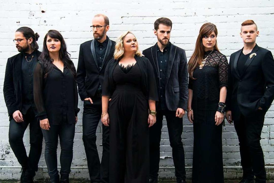 Kommen zum Vokalfestival nach Kirchzarten: The Swingles.  | Foto: Nedim Nazerali