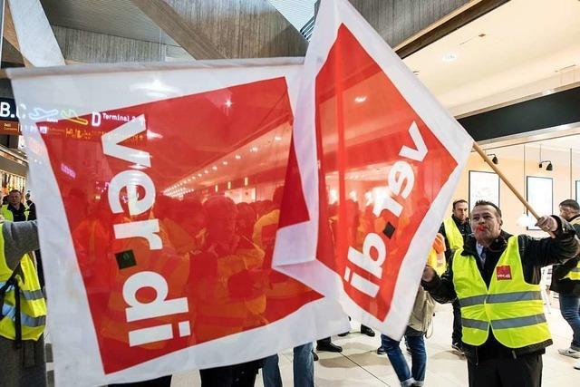 Neuer Warnstreik für den Frankfurter Flughafen angekündigt