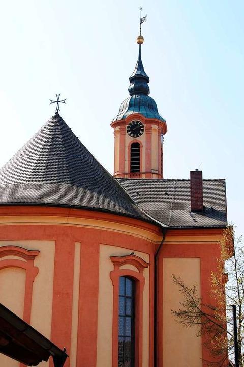 Aus der Kirche St. Remigius in Merding... Empore mehrere Gegenstände gestohlen.  | Foto: Manfred Frietsch