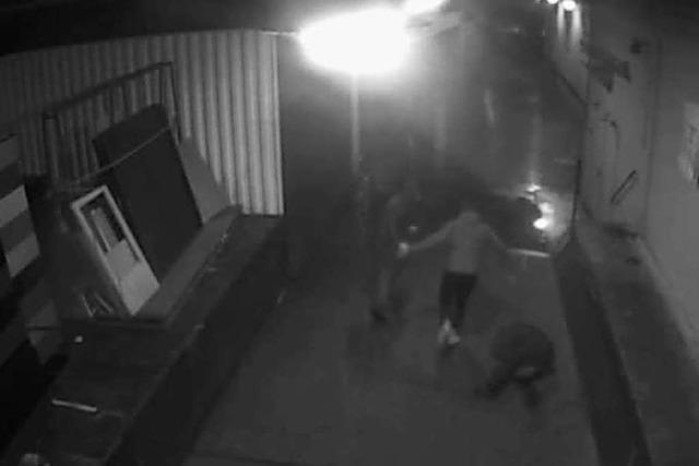 Dieses Video zeigt den Angriff auf Bremer AfD-Chef