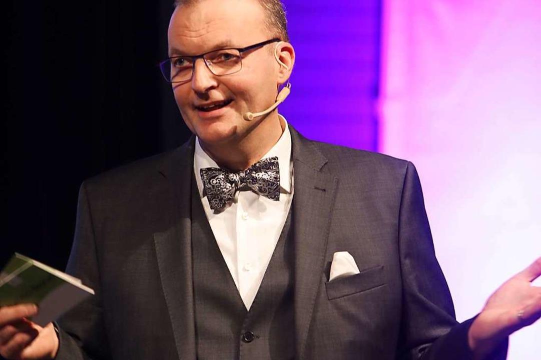 Bürgermeister Jochen Fischer  | Foto: Christoph Breithaupt