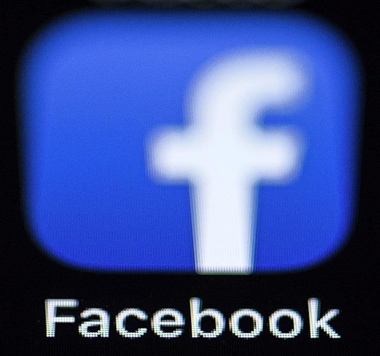 War im Unrecht: Facebook   | Foto: dpa