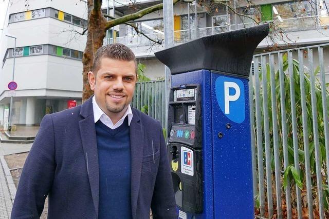 Neues Parkplatzkonzept: Die Brötchentaste in Rheinfelden hat sich bewährt